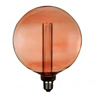 Bombilla LED decorativa E27 Globo G200 (4W)
