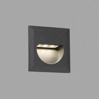 Empotrable de pared exterior LED Mini Carter (1,2W)